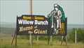 Image for Welcome to  Willow Bunch  - Saskatchewan