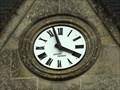 Image for Clock at L'église Saint-Nicolas - Laval-en-Laonnois / France