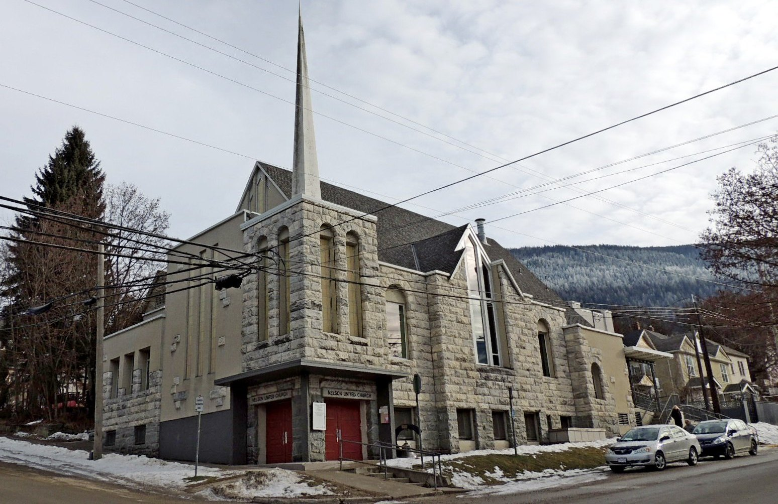 Nelson United Church Nelson, BC Photo
