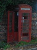 Image for Disused Red Box, Clent, Worcestershire, England