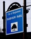 Image for Fairview Park - Binghamton, NY