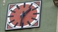 Image for Clock of Leibniz Gymnasium - Gelsenkirchen, Germany