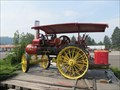 Image for Russell Steam Tractor - Weed, CA
