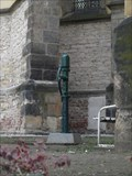 Image for Hand Operated Water Pump in the Churchyard  - Praha 2, Czech republic