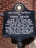 Image for Topsy Grade Historical Marker - Klamath County Museum - Klamath Falls, OR