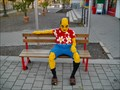 Image for Bald Lego guy at Lego Discovery Center - Duisburg, Germany