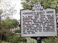 Image for Marker 4E 38 - Forrest's Early Home