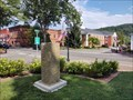 Image for Fountain in Courthouse Square - Rogersville, TN - USA