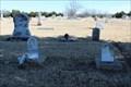 Image for EARLIEST Headstones in Mount Carmel Cemetery - Wolfe City, TX