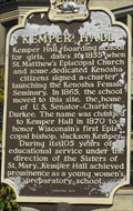 Image for Kemper Hall - Kenosha, WI