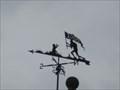 Image for Millennium Weathervane - Almshouses, New Road, Zeals, Wiltshire, UK