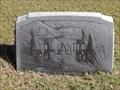 Image for Oscar Lee Cantrell, Jr. - Stoney Point Cemetery - Altoga, TX