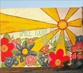 Image for Fleurish Mural - Olton, TX