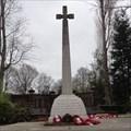 Image for World War I Memorial Cross - Mirfield, UK