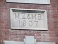 Image for 1907 - M.Z. & M.B. Building - Boston, MA