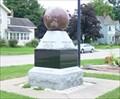 Image for World War I Memorial - Maple City Veteran's Memorial Park, Paw Paw, Michigan
