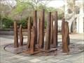Image for The Birmingham Botanical Gardens - Quasi Fountains.