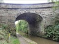 Image for Arch Bridge 91 Over The Macclesfield Canal - Scholar Green, UK