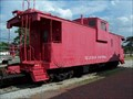 Image for Illinois Central Caboose No. 9425, Carbondale, Illinois