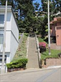 Image for Aerial Way Stairs (West) - San Francisco, CA