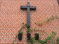 Image for Holzkreuz an der Ev.-Luth. Pfarrkirche St. Johannes in Eppendorf - Hamburg, Germany