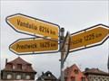 Image for Ein besonderer Wegweiser - 96215 Lichtenfels/ Bayern/ Deutschland