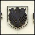 Image for Moravský zemský znak / CoA of Margraviate of Moravia (Moravské gymnázium) - Brno, Czech Republic