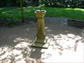 Image for Sundial in the Shakespeare Garden in Golden Gate Park