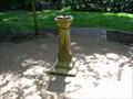 Image for Sundial in the Shakespeare Garden in Golden Gate Park