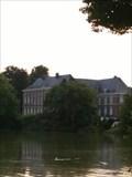 Image for Visvijver Kasteel van s'Heerenelderen, Tongeren, Limburg, Belgium