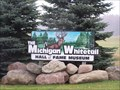 Image for Michigan Whitetail Hall of Fame Museum - Grass Lake, Michigan