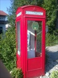 Image for Red Telephone Box - Übersee, Germany