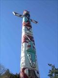 Image for Harvey West Park Totem Pole - Santa Cruz, California