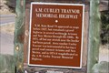 Image for A. M. Curley Traynor Memorial Highway - Mule Creek, NM
