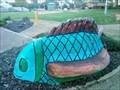 Image for Blue Fish Seat - Old Noarlunga, SA, Australia