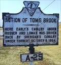 Image for Action of Tom's Brook