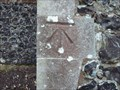 Image for Cut Bench Mark, St Margaret of Antioch Church, St Margaret at Cliffe, Kent