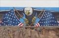 Image for American Eagle Mural - El Trovatore - Kingman, Arizona, USA.