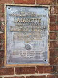 Image for Lafayette's Visit - Selma, AL