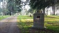 Image for FIRST - Burial in Locke Pioneer Cemetery - Corvallis, OR