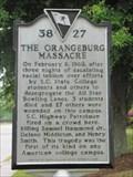 Image for The Orangeburg Massacre - Orangeburg, South Carolina