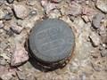 Image for Salt River Flood Control Marker - Tempe, Arizona