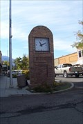 Image for Downtown Clock, Payson, UT
