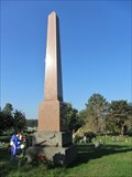 Image for Civil War Memorial Obelisk - Union City, PA