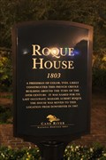 Image for Roque House 1803 -- Natchitoches LA