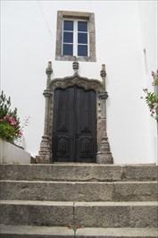 ...the south door.
