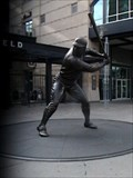 Image for Pirates unveil statue of Stargell  -  Pittsburgh, PA