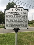 Image for Crossroads to War