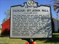 Image for Dungan - St. John Mill, Tennessee's Oldest Business