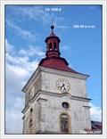 Image for TB 1508-8 Hradištko, kostel, CZ